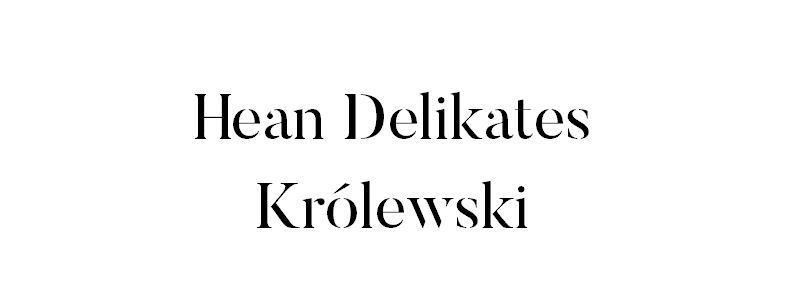 Hean Delikates Królewski
