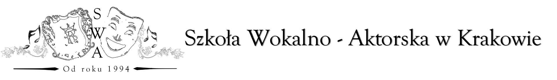 logo szkoły Wokalno - Aktorskiej