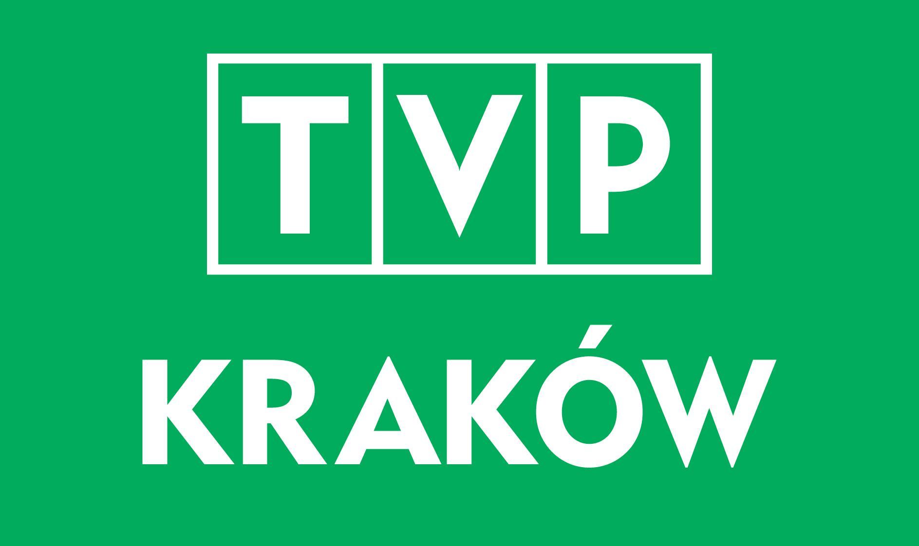 Logo TVP Kraków